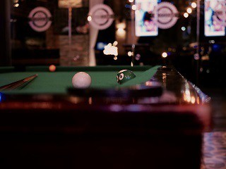 pool table setup in phoenix content
