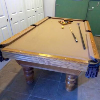 Olhausen 8 foot Pool Table