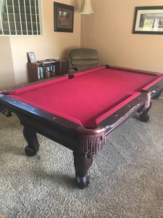 Pool Tables For Sale PhoenixSOLO Pool Table Movers Chandler - Connelly ultimate pool table