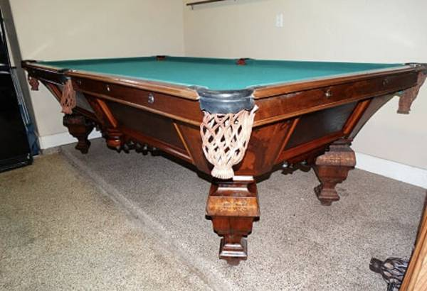 Pool Tables For Sale PhoenixSOLO Pool Table Movers Chandler - Buckhorn pool table