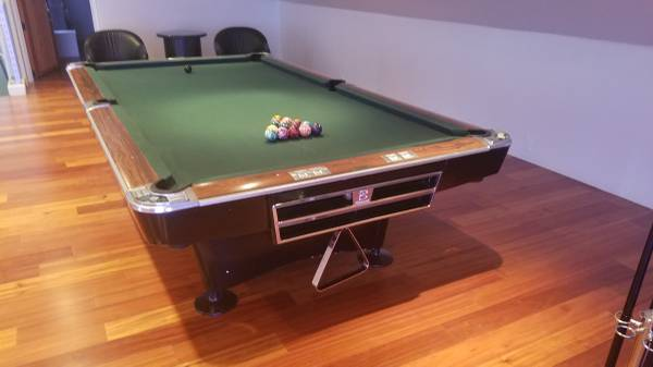 Pool Tables For Sale PhoenixSOLO Pool Table Movers Phoenix - Chrome pool table