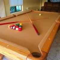 Great Piece!! Brunswick Avalon Pool Table