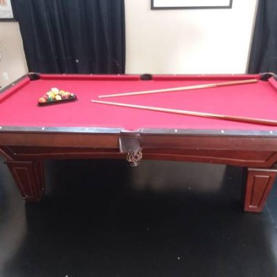 8 X 4 Pool Table For Sale