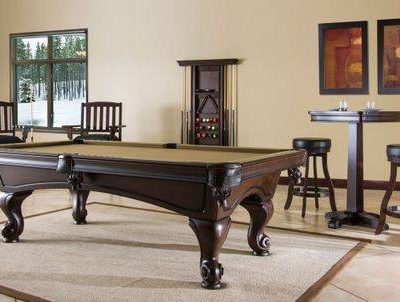 Pool Table, with all Furniture and Accessories