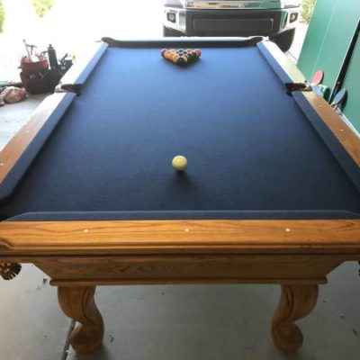 Pool Table/Ping Ping Top
