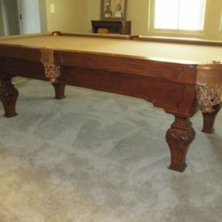 8' Beach Pool Table