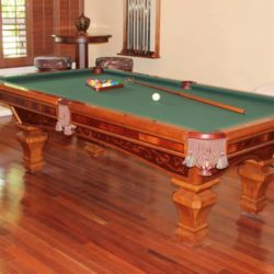 Gorgeous Brunswick Pool Table