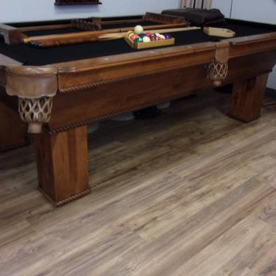 8' Connelly Ventana Pool Table