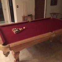 Best Offer!! Balboa Billiard Table