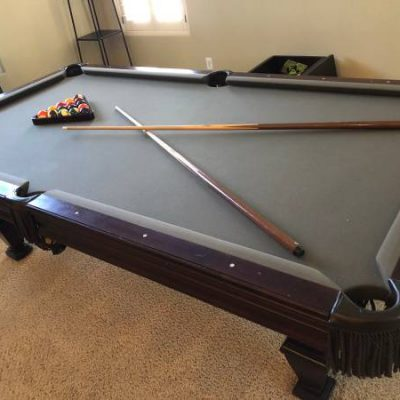 Pool Table and Ping Pong Top