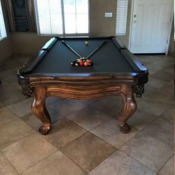 Pool Table Complete Game Room