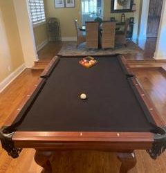 Pool Table American Heritage
