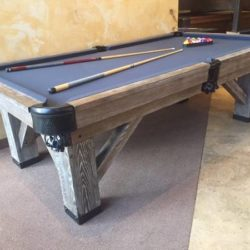 Pool Table Refelting Pool Table Recovering Phoenix Solo