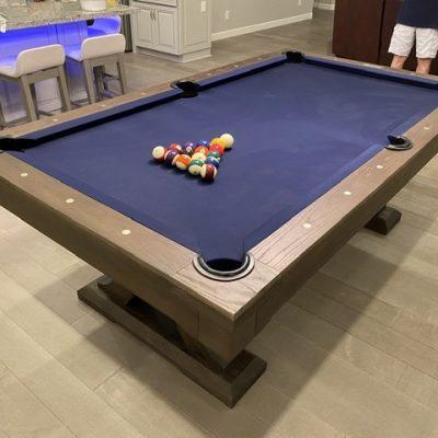 7' Diamondback Presidential Pool Table