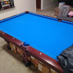 Pool Table American Heritage Billards